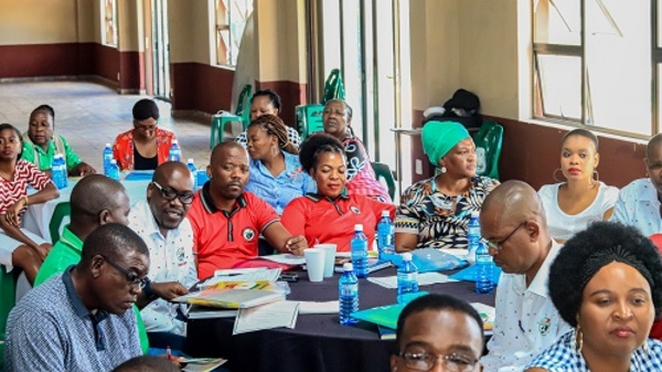 Teachers' Rights, Responsibilities and Safety Round Table - Mpumalanga Gallery