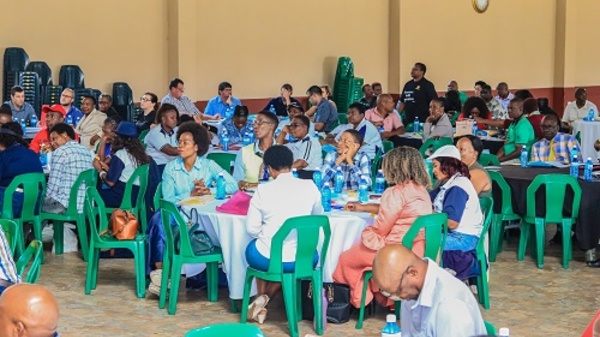 Teachers' Rights, Responsibilities and Safety Round Table - Mpumalanga Image